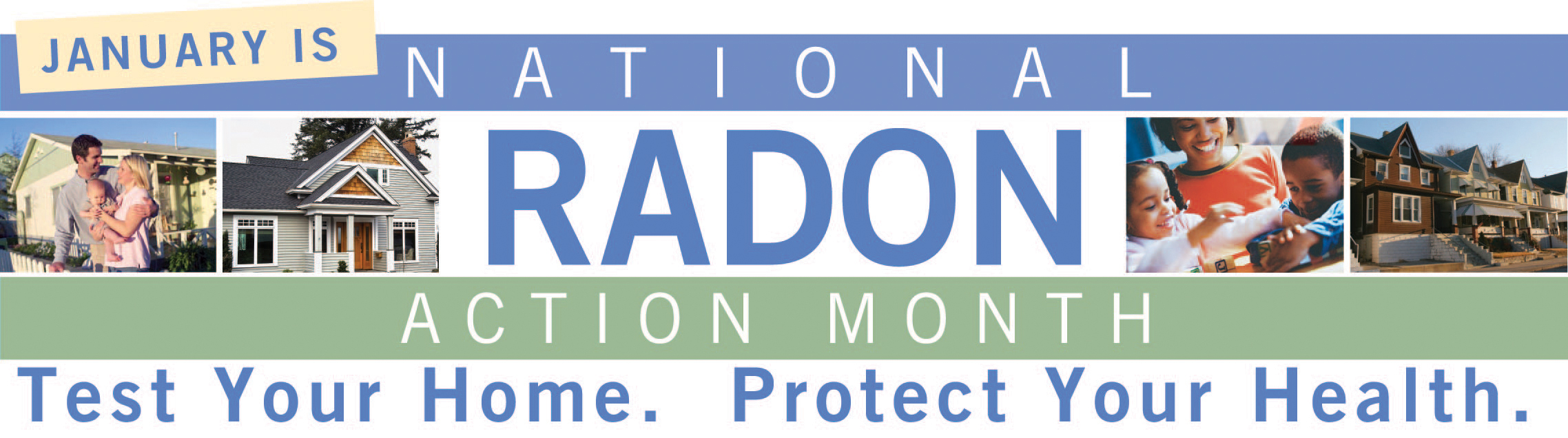 January is National Radon Action Month (NRAM)