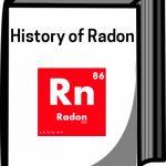 History of Radon